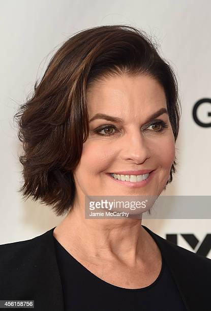 Actress Sela Ward attends the Opening Night Gala Presentation and World Premiere of 'Gone Girl' during the 52nd New York Film Festival at Alice Tully...