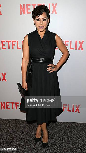 Actress Selenis Leyva attends Netflix's 'Orange Is The New Black' For Your Consideration Screening and Q A at the Directors Guild Of America on May...