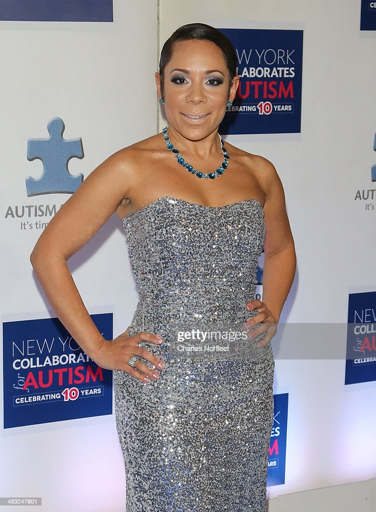 Actress Selenis Leyva attends the 2013 Winter Ball For Autism at the Metropolitan Museum of Art on December 2, 2013 in New York City.