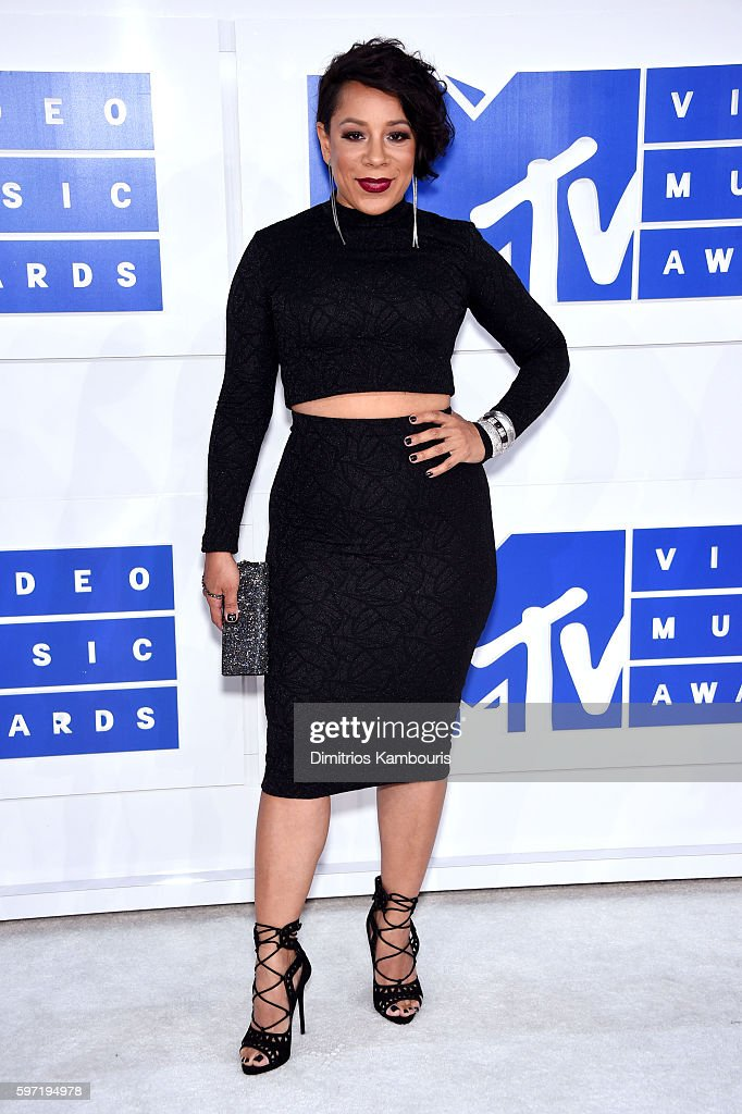 Actress Selenis Leyva attends the 2016 MTV Video Music Awards at Madison Square Garden on August 28, 2016 in New York City.