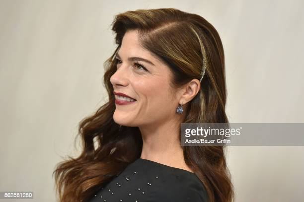 Actress Selma Blair arrives at Hammer Museum Gala in the Garden on October 14 2017 in Westwood California