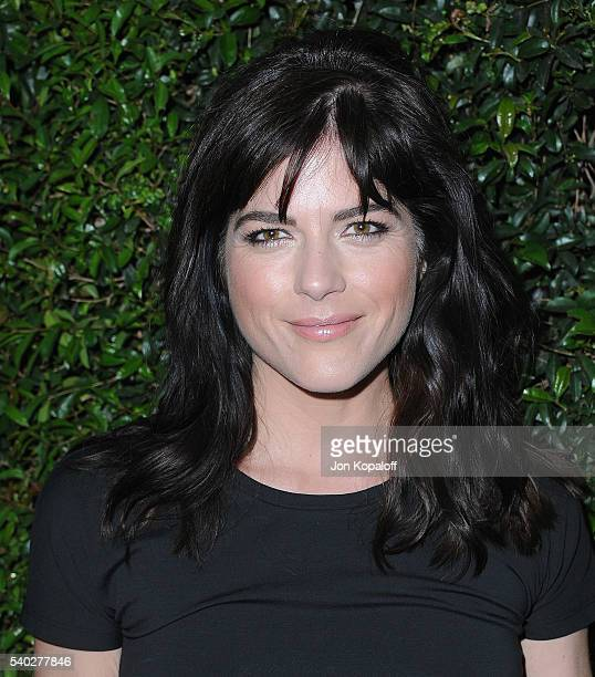Actress Selma Blair arrives at Max Mara Celebrates Natalie DormerThe 2016 Women In Film Max Mara Face Of The Future at Chateau Marmont on June 14...