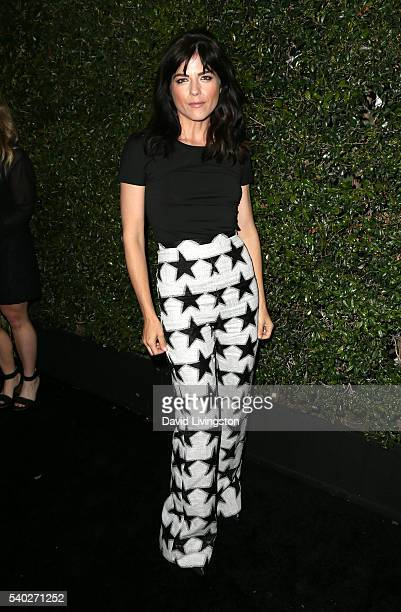 Actress Selma Blair attends the 2016 Women In Film Max Mara Face of the Future celebrating Natalie Dormer at Chateau Marmont on June 14 2016 in Los...