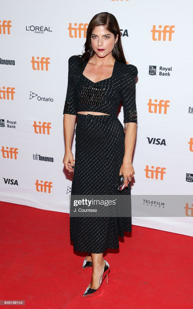 Actress Selma Blair attends the premiere of 'Mom and Dad' during the 2017 Toronto International Film Festival at Ryerson Theatre on September 9, 2017 in Toronto, Canada.