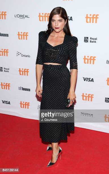 Actress Selma Blair attends the premiere of 'Mom and Dad' during the 2017 Toronto International Film Festival at Ryerson Theatre on September 9 2017...