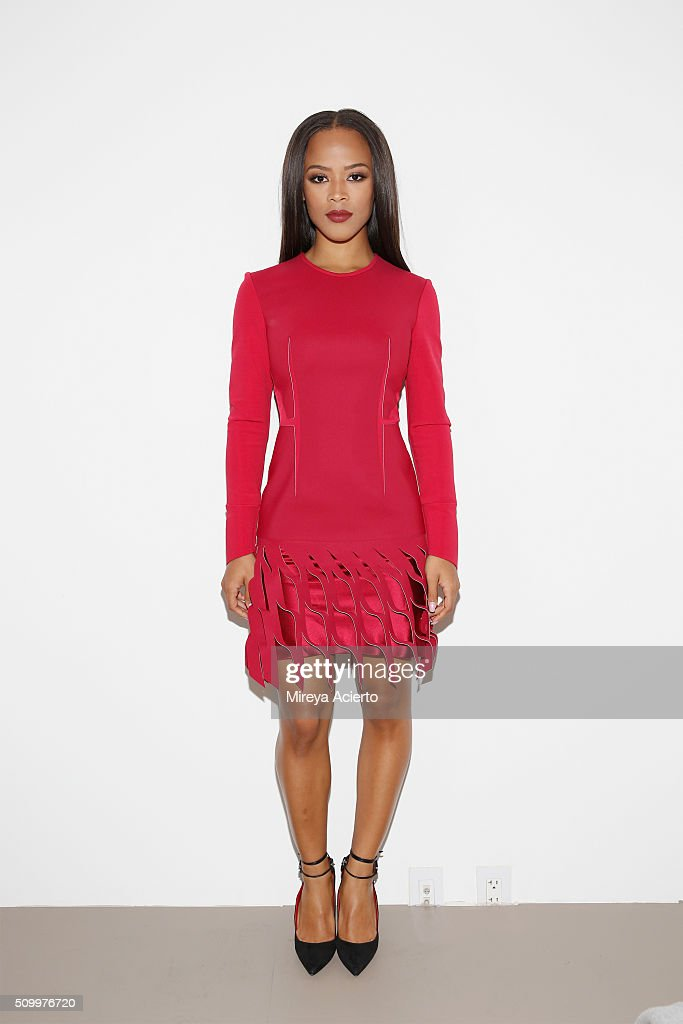Dion Lee - Front Row - Fall 2016 MADE Fashion Week