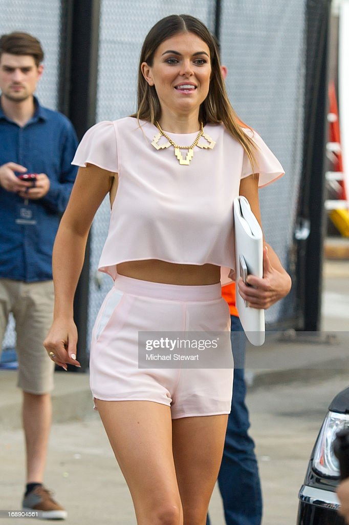 Actress Serinda Swan see on the streets of Manhattan on May 16, 2013 in New York City.