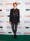 Actress Shailene Woodley attends the premiere of HBO's 'How to Let Go of the World and Love All the Things Climate Can't Change'' at Ahrya Fine Arts...