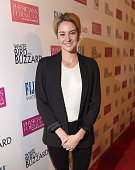 Actress Shailene Woodley attends the premiere of 'White Bird In A Blizzard' at ArcLight Hollywood on October 21 2014 in Hollywood California