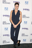 Actress Shailene Woodley attends 'White Bird In A Blizzard' New York Screening at Sunshine Landmark on October 15 2014 in New York City