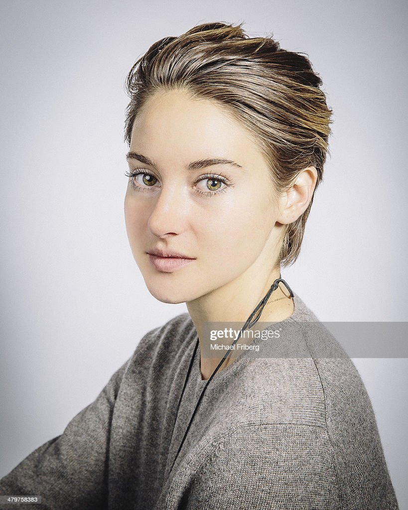 Actress <a gi-track='captionPersonalityLinkClicked' href=/galleries/search?phrase=Shailene+Woodley&family=editorial&specificpeople=676833 ng-click='$event.stopPropagation()'>Shailene Woodley</a> is photographed for Variety on January 18, 2014 in Park City, Utah.