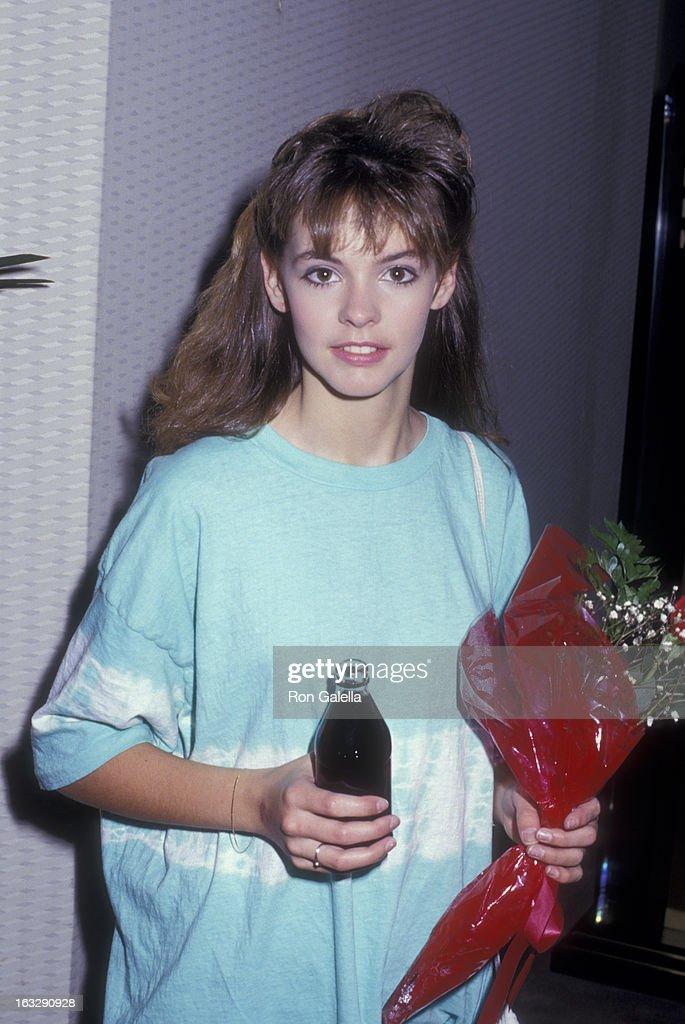 Shalane McCall actress
