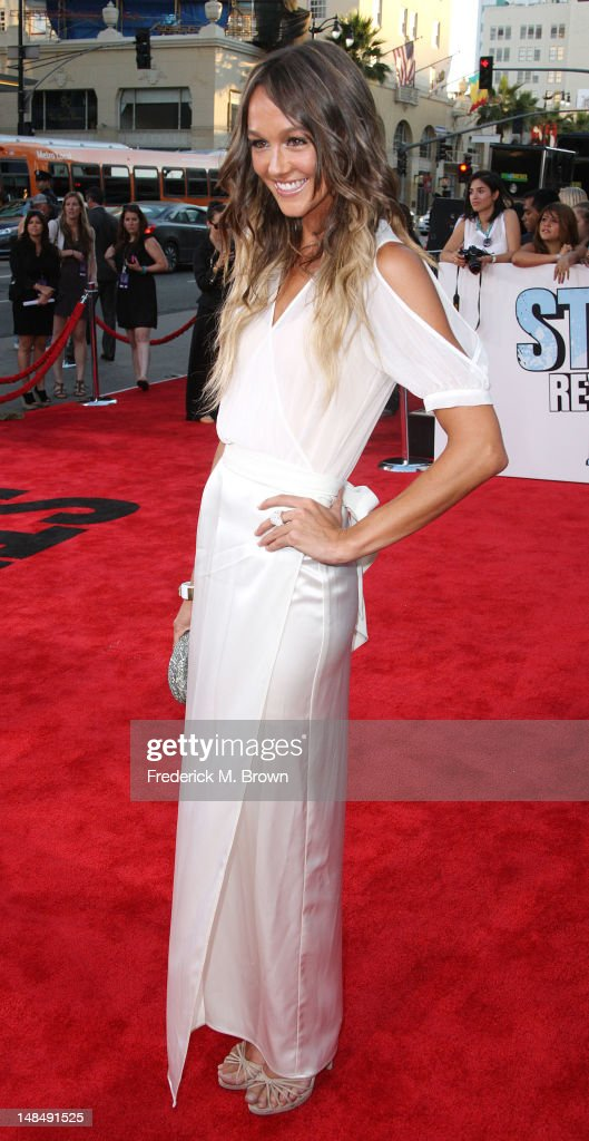 Actress Shami Vinson attends the Premiere Of Summit Entertainment's 'Step Up Revolution' at Grauman's Chinese Theatre on July 17, 2012 in Hollywood, California.