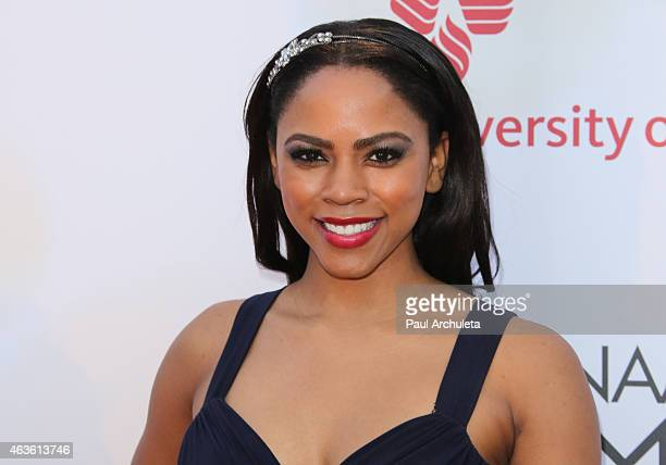 Actress Shanica Knowles attends the 46th Annual NAACP Image Awards on February 6 2015 in Pasadena California