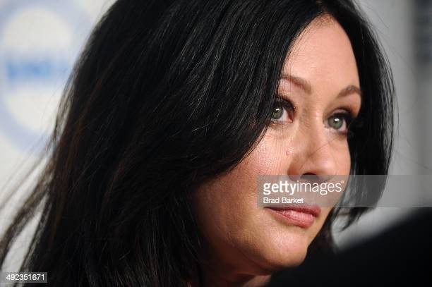 Actress Shannen Doherty attends 18th Annual Webby Awards on May 19 2014 in New York United States