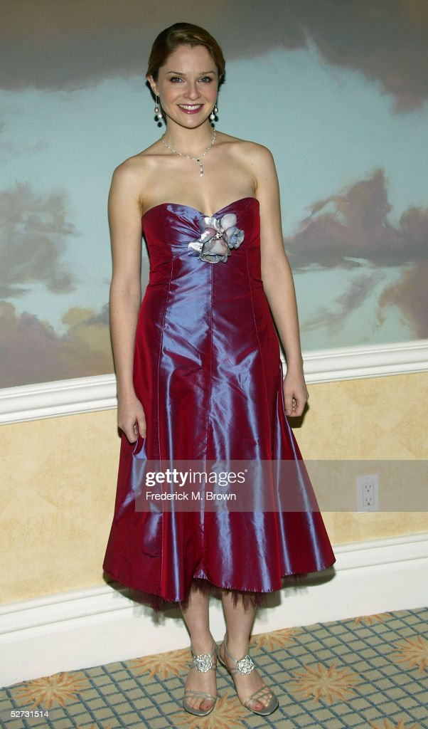 Actress Shannon Lucio arrives at the 9th Annual PRISM Awards at the Beverly Hills Hotel on April 28, 2005 in Beverly Hills, California.