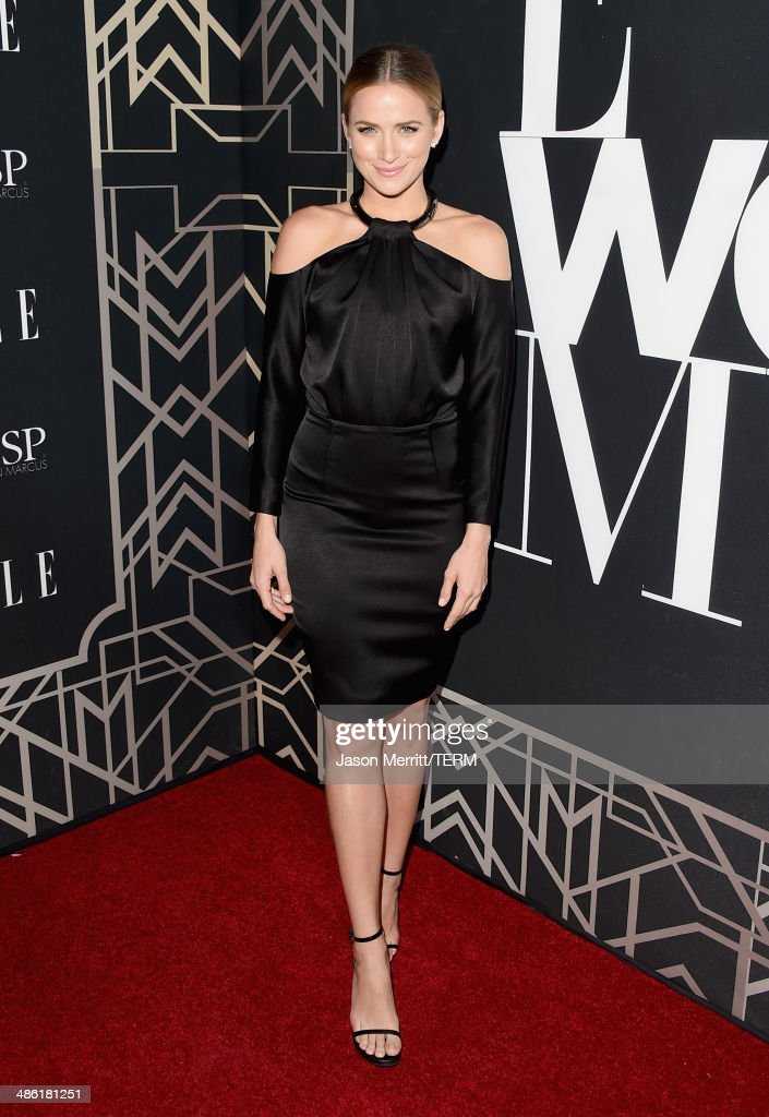 Actress Shantel VanSanten attends the 5th Annual ELLE Women in Music Celebration presented by CUSP by Neiman Marcus. Hosted by ELLE Editor-in-Chief Robbie Myers with performances by Sarah McLachlan, Angel Haze and Betty Who, with special DJ set by Rumer Willis at Avalon on April 22, 2014 in Hollywood, California.