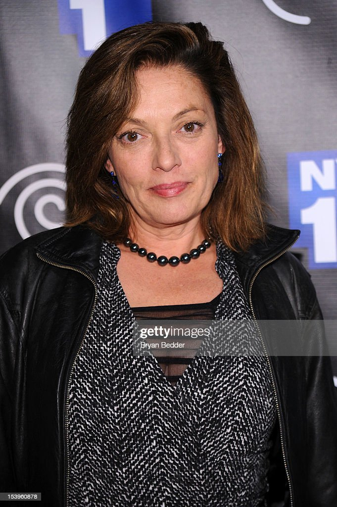 Actress Sharon Angela attends the NY1 20th Anniversary party, in celebration of two decades of the New York City news channel at New York Public Library on October 11, 2012 in New York City.