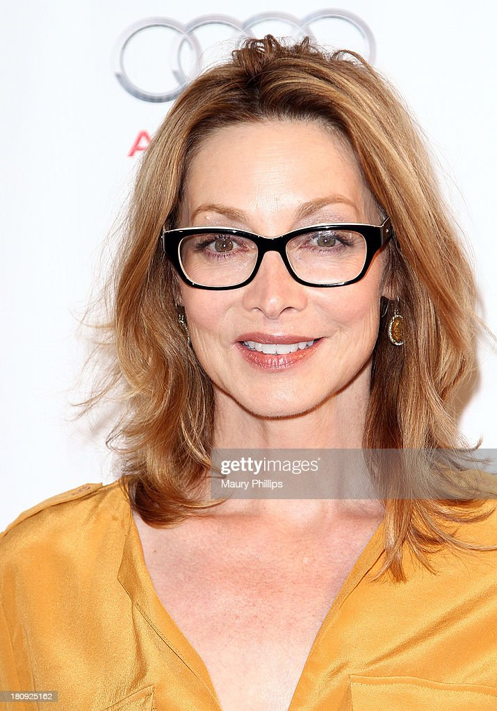 Actress Sharon Lawrence arrives at Dynamic & Diverse - A 65th Emmy Awards Nominee celebration at Academy of Television Arts & Sciences on September 17, 2013 in North Hollywood, California.