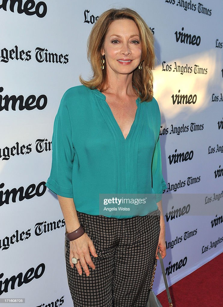 Actress <a gi-track='captionPersonalityLinkClicked' href=/galleries/search?phrase=Sharon+Lawrence&family=editorial&specificpeople=202246 ng-click='$event.stopPropagation()'>Sharon Lawrence</a> arrives at the premiere of 'Some Girl(s)' at Laemmle NoHo 7 on June 26, 2013 in North Hollywood, California.