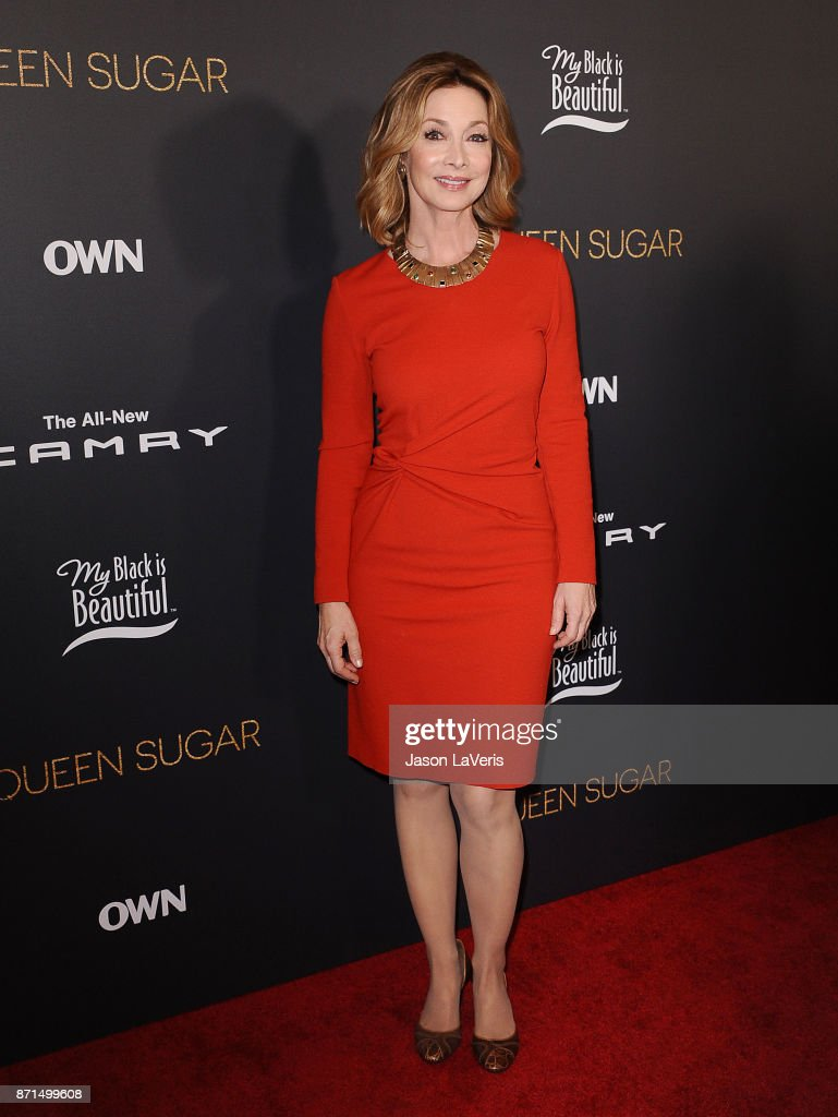 Actress Sharon Lawrence attends a taping of 'Queen Sugar After-Show' at OWN on November 7, 2017 in West Hollywood, California.