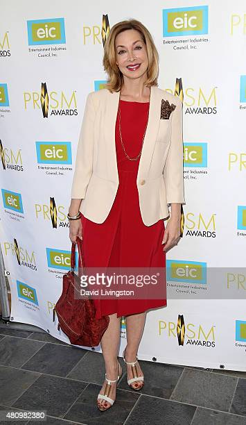 Actress Sharon Lawrence attends the 19th Annual Prism Awards Ceremony at the Skirball Cultural Center on July 16 2015 in Los Angeles California