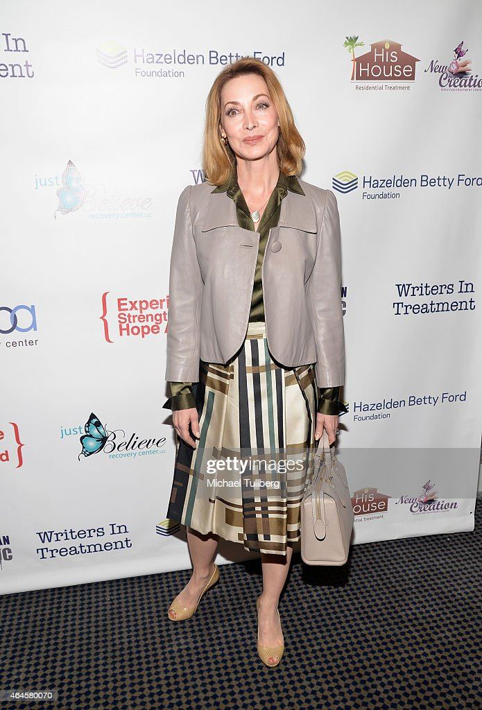 Actress Sharon Lawrence attends the 6th Annual Experience Strength And Hope Awards at Skirball Cultural Center on February 26 2015 in Los Angeles...