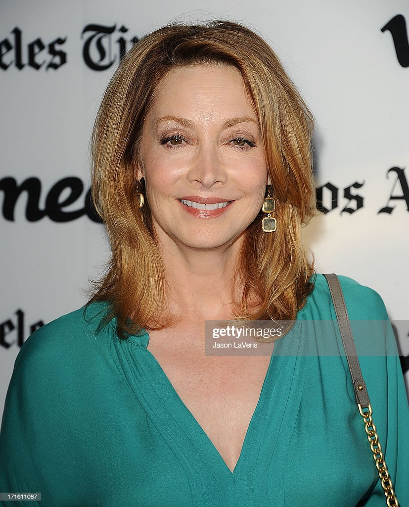 Actress Sharon Lawrence attends the premiere of 'Some Girl' at Laemmle NoHo 7 on June 26 2013 in North Hollywood California