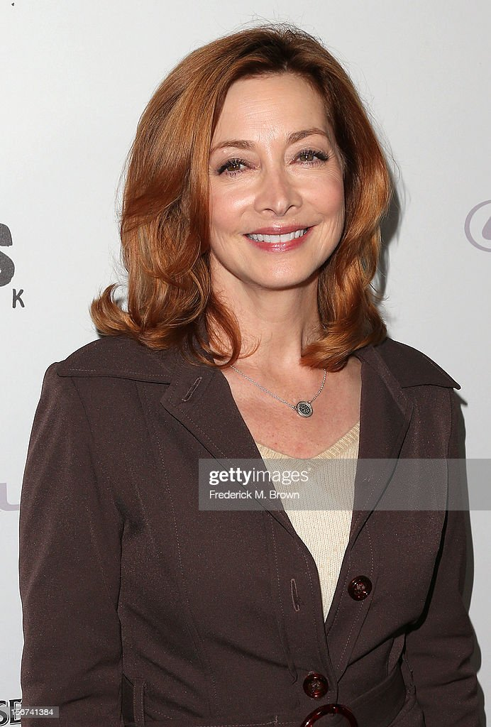 Actress Sharon Lawrence attends the Screening Of The Weinstein Company's 'Silver Linings Playbook' at The Academy of Motion Pictures Arts and Sciences on November 19, 2012 in Beverly Hills, California.
