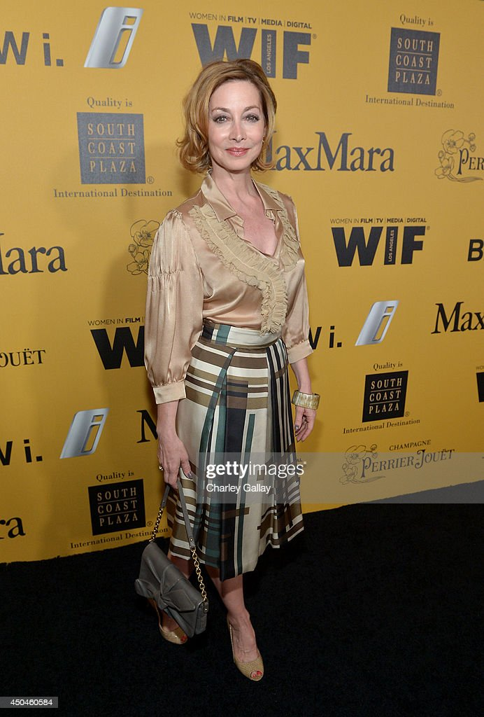 Actress <a gi-track='captionPersonalityLinkClicked' href=/galleries/search?phrase=Sharon+Lawrence&family=editorial&specificpeople=202246 ng-click='$event.stopPropagation()'>Sharon Lawrence</a> attends Women In Film 2014 Crystal + Lucy Awards presented by MaxMara, BMW, Perrier-Jouet and South Coast Plaza held at the Hyatt Regency Century Plaza on June 11, 2014 in Los Angeles, California.