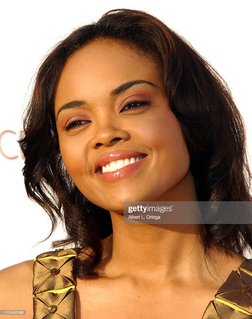 Actress Sharon Leal arrives at the 2008 JCPenney Asian Excellence Awards on April 23, 2008 at UCLA's Royce Hall in Westwood, California USA