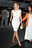 Actress Sharon Stone attends a screening of Radius TWC's 'Lovelace' hosted by The Cinema Society and MCM with Grey Goose at The Museum of Modern Art...