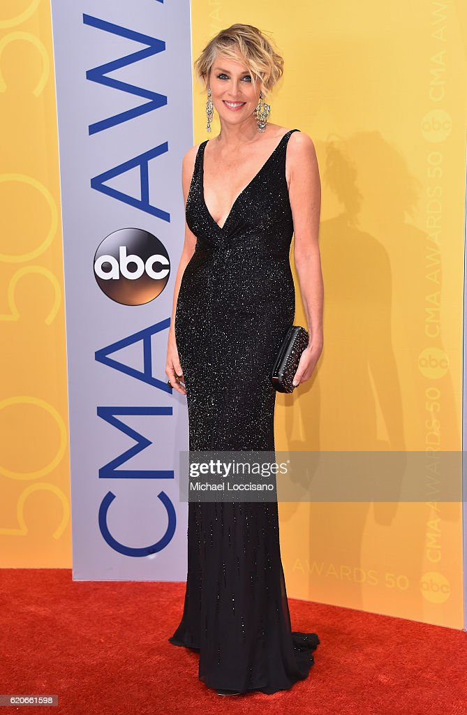 actress-sharon-stone-attends-the-50th-annual-cma-awards-at-the-arena-picture-id620661598
