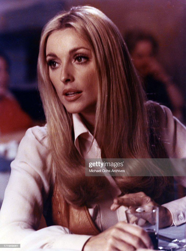 Actress <a gi-track='captionPersonalityLinkClicked' href=/galleries/search?phrase=Sharon+Tate&family=editorial&specificpeople=225003 ng-click='$event.stopPropagation()'>Sharon Tate</a> in a still from a movie in circa 1967.