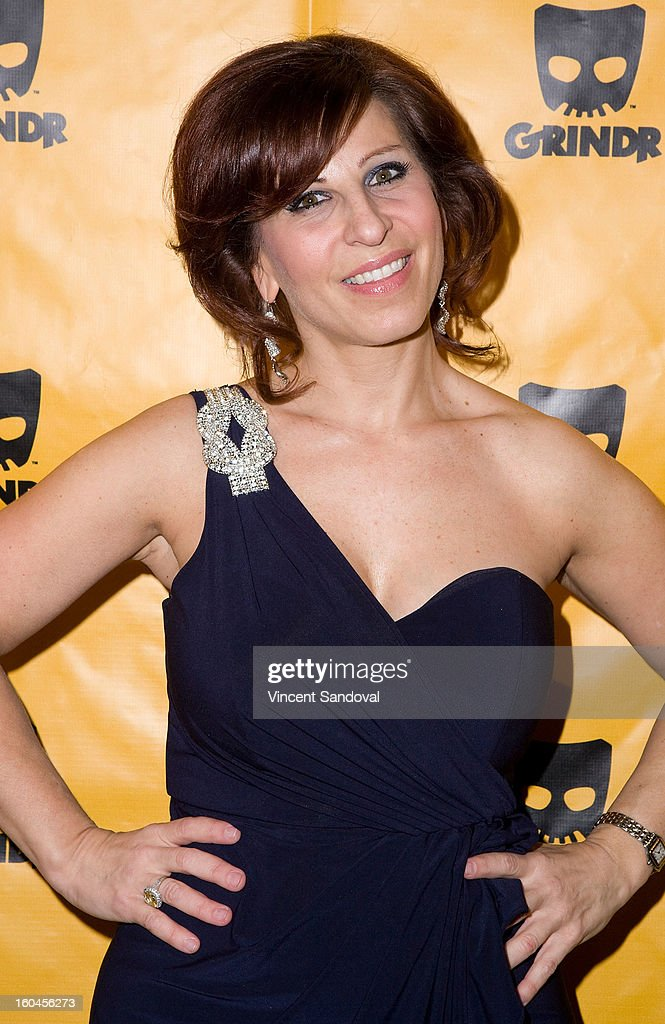Actress Shawn Pelofsky attends The Comedy Store presents 'The Naughty Bathhouse Show' at The Comedy Store on January 31, 2013 in West Hollywood, California.