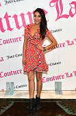Actress Shay Mitchell and Juicy Couture Celebrate The Launch of 'Couture La La' held at the Juicy Couture Store Rodeo Drive on January 30 2013 in...