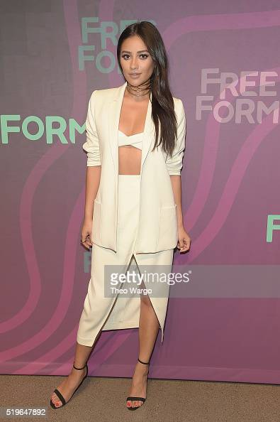 shay mitchell stock photos and pictures getty images