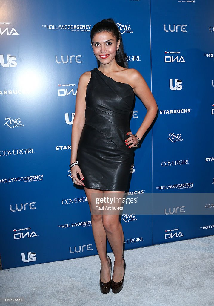 Actress Sheila Shah attends US Weekly Magazine's AMA after party at Lure on November 18, 2012 in Hollywood, California.