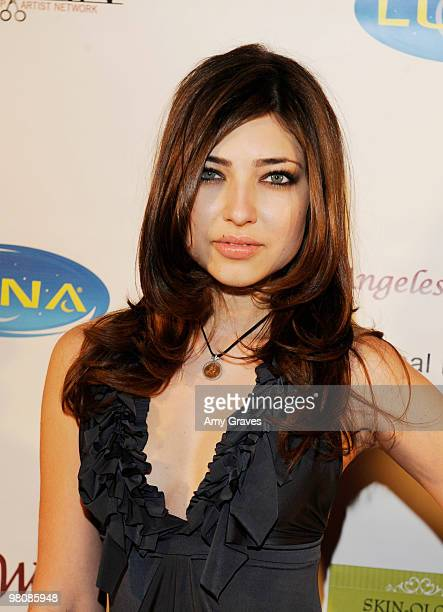 Actress Shelby Young attends the Los Angeles Women's International Film Festival Opening Night Gala at Libertine on March 26 2010 in Los Angeles...