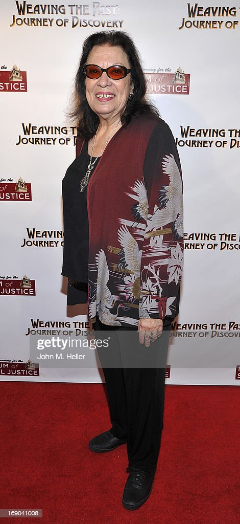Actress Shelley Morrison attends the screening of 'Weaving The Past: Journey Of Discovery' at the Linwood Dunn Theater at the Pickford Center for Motion Study on May 18, 2013 in Hollywood, California.