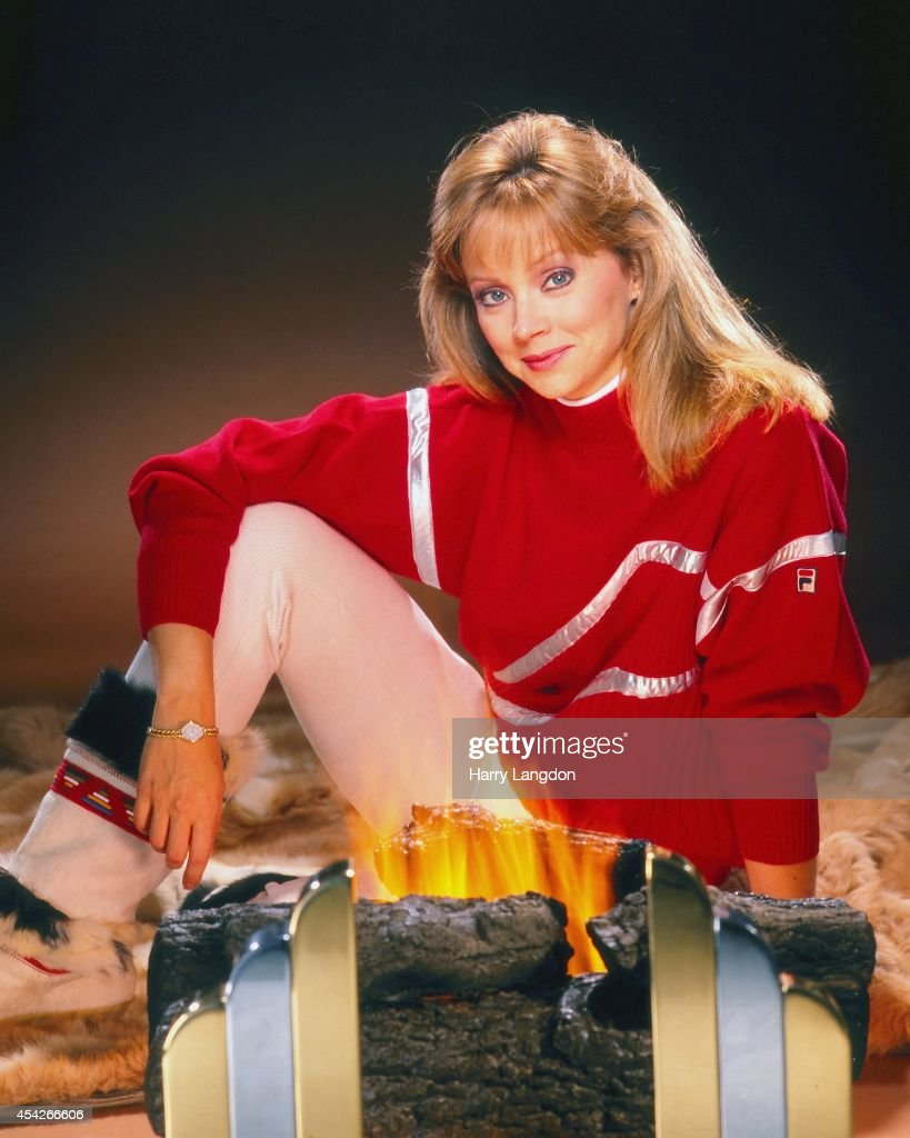 Actress Shelly Long poses for a portrait in 1990 in Los Angeles, California.