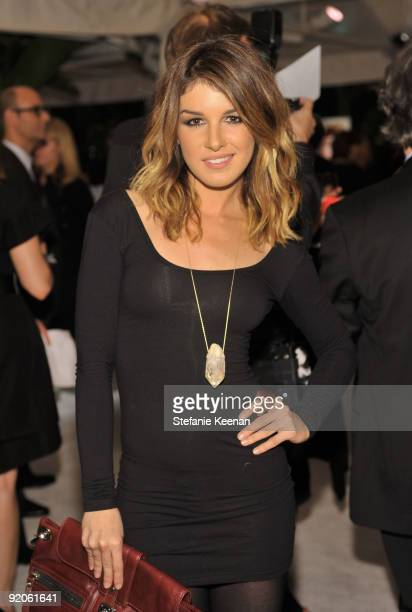 Actress Shenae Grimes attends the 16th Annual ELLE Women in Hollywood Tribute at the Four Seasons Hotel on October 19 2009 in Beverly Hills California