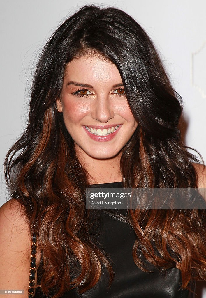 Actress Shenae Grimes attends the 9th annual Teen Vogue's Young Hollywood party at Paramount Studios on September 23, 2011 in Los Angeles, California.