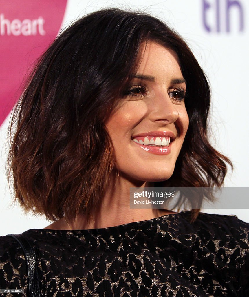 Actress <a gi-track='captionPersonalityLinkClicked' href=/galleries/search?phrase=Shenae+Grimes&family=editorial&specificpeople=2153141 ng-click='$event.stopPropagation()'>Shenae Grimes</a>-Beech attends together1heart launch party hosted by AnnaLynne McCord at Sofitel Hotel on June 25, 2016 in Los Angeles, California.