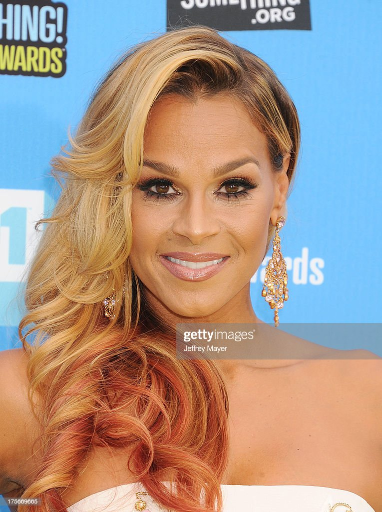 Actress Sheree Fletcher arrives at the DoSomething.org and VH1's 2013 Do Something Awards at Avalon on July 31, 2013 in Hollywood, California.