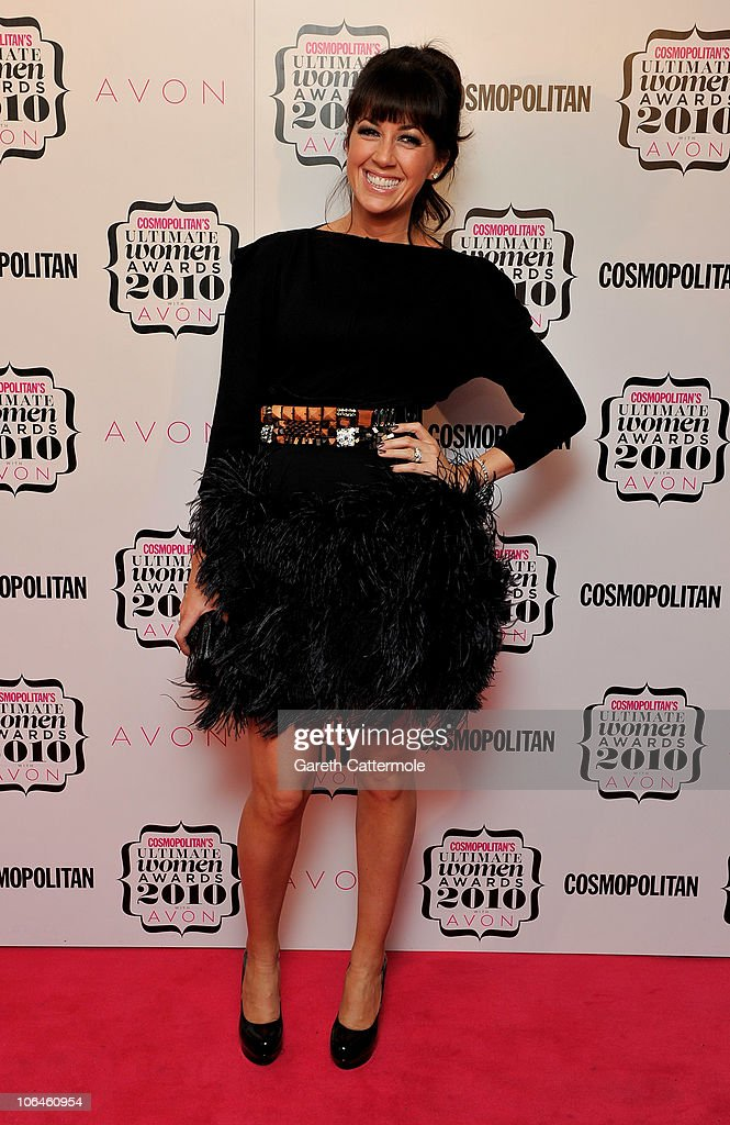 Actress Sheree Murphy arrives for the 'Cosmopolitan Ultimate Women Of The Year Awards 2010' at Banqueting House on November 2, 2010 in London, England.
