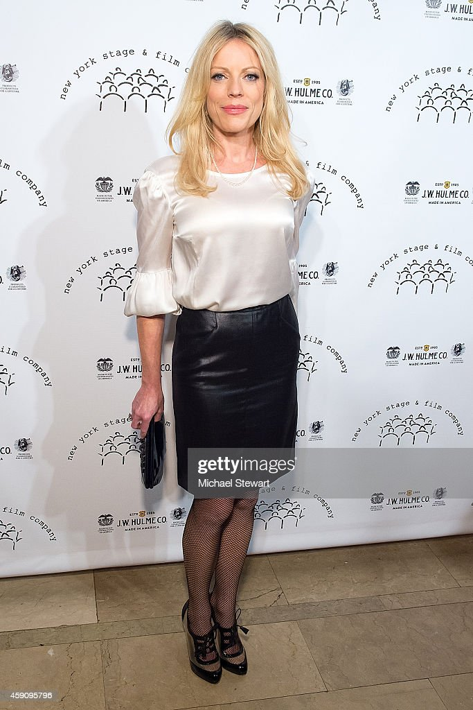 Actress Sherie Rene Scott attends the 2014 New York Stage And Film Winter Gala at The Plaza Hotel on November 16, 2014 in New York City.