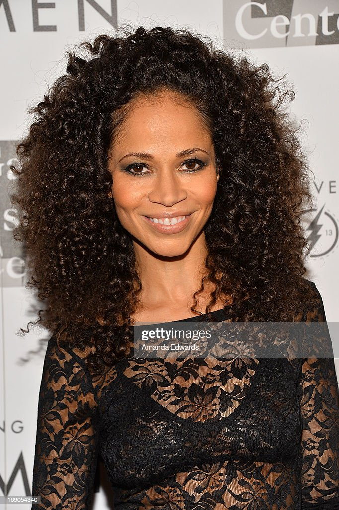 Actress Sherri Saum arrives at the L.A. Gay & Lesbian Center's 2013 'An Evening With Women' Gala at The Beverly Hilton Hotel on May 18, 2013 in Beverly Hills, California.