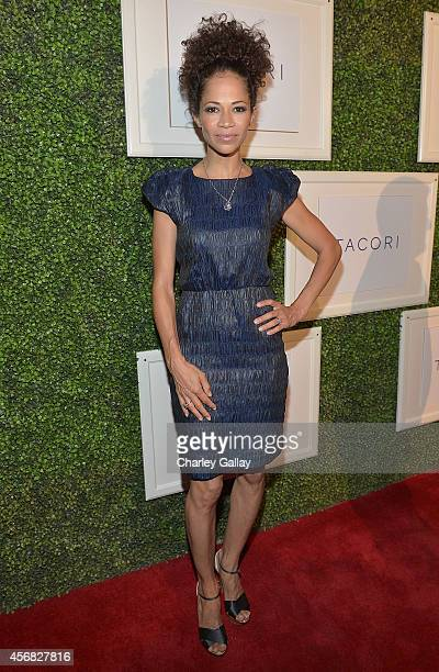 Actress Sherri Saum attends TACORI'S Annual Club TACORI 2014 Event at Hyde Lounge on October 7 2014 in West Hollywood California