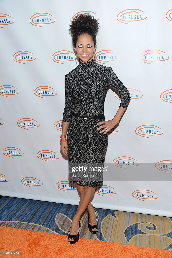 Actress Sherri Saum attends the 13th Annual Lupus LA Orange Ball at the Beverly Wilshire Four Seasons Hotel on May 9, 2013 in Beverly Hills, California.